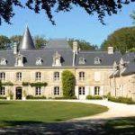 Château de Kerazan dans le Finistère