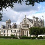 Château de Keriolet dans le Finistère