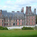 Château de Trévarez dans le Finistère