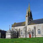 Chapelle de Saint-jean-trolimon Tronoen